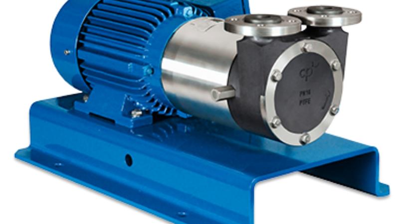 Auto-amorçante et robuste - Pompe centrifuge MSKS, sans garniture, à accouplement magnétique, entièrement en plastique solide
