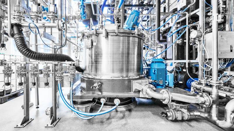 Importance de l'offre – CP Pumpen AG est importante pour l'économie suisse