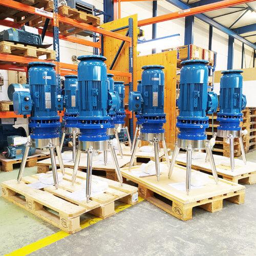 MKP Bio CP Pumpen Pumps