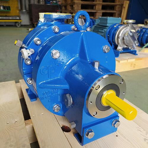 Pumpe Auslieferung CP MKPL PFA ausgekleidet
