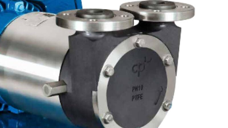 Étanche à la diffusion et robuste - Pompes centrifuges à accouplement magnétique en plastique solide