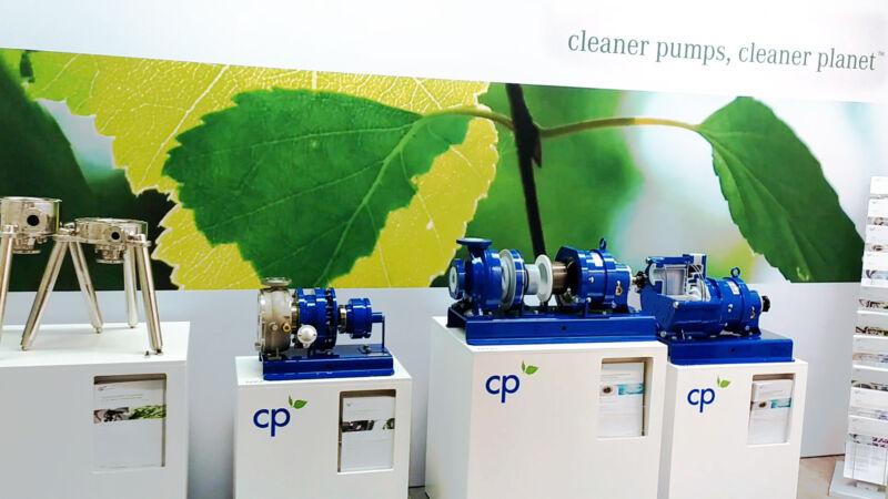Nous donnons plus de place aux pompes centrifuges de haute sécurité – sécurisez votre installation !