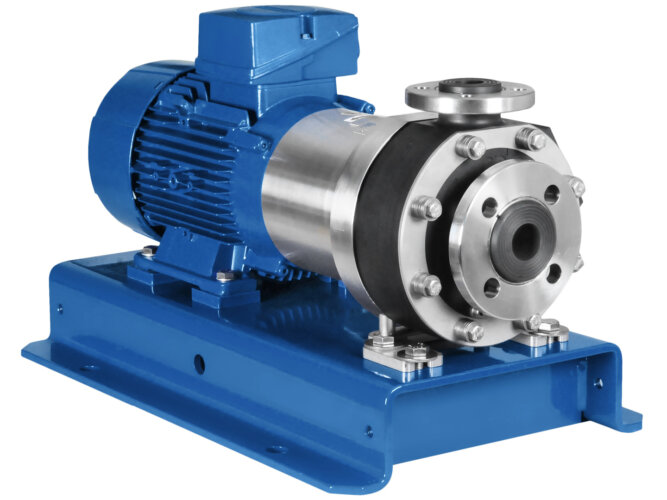 MSKP CP pump systems close coupled