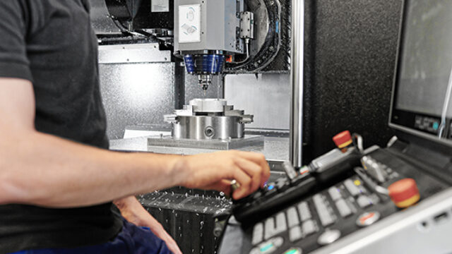 Effiziente Maschinen produzieren effiziente Pumpen
